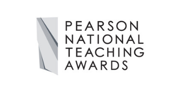Pearson National Teaching Awards logo