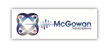 McGowan Transcriptions logo