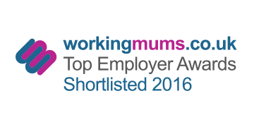 Top Employer Shortlisted 2016