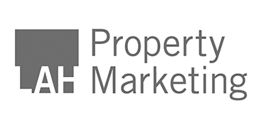 LAH Property Marketing logo
