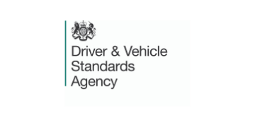 Driver and Vehicle Standards Agency. logo