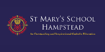 St Mary's School Hampstead logo