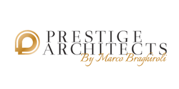 Prestige Architects logo