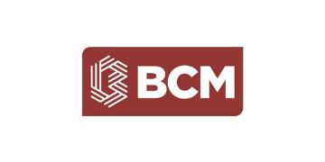 BCM Construction logo