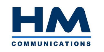HM Communications logo