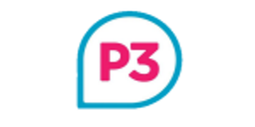 Peoples, Potential, Possibilities (P3) logo