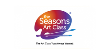 The Seasons Art Class logo