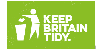 NFP People on behalf of Keep Britain Tidy logo