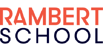 Rambert School of Ballet & Contemporary Dance logo