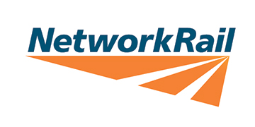 Network Rail -  LNE & East Midlands Route logo